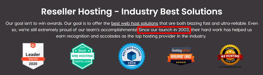 a2hosting reseller hosting