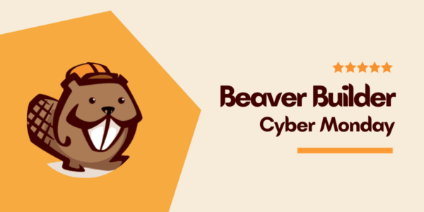 Beaver Builder Cyber Monday 2021 → Special 25% Discount On Entire Store