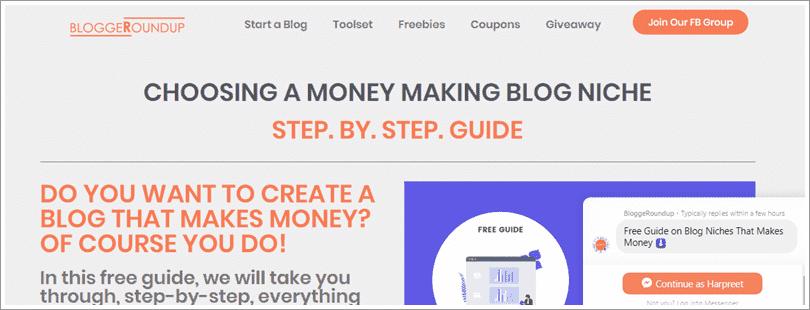 bloggeroundup