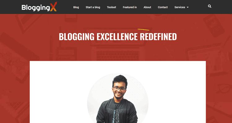 bloggingx