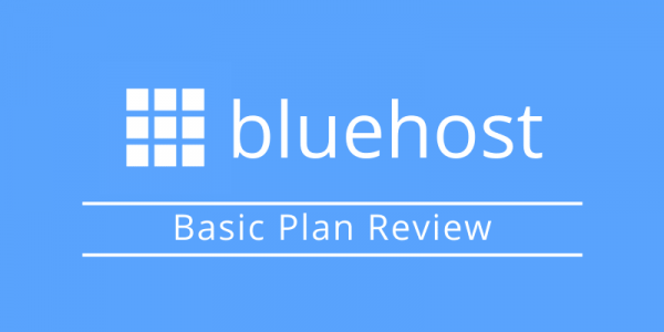 Bluehost Basic Plan Review & Tutorial 2021