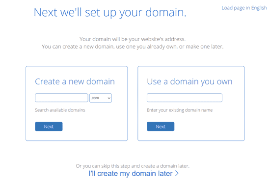 bluehost india free domain
