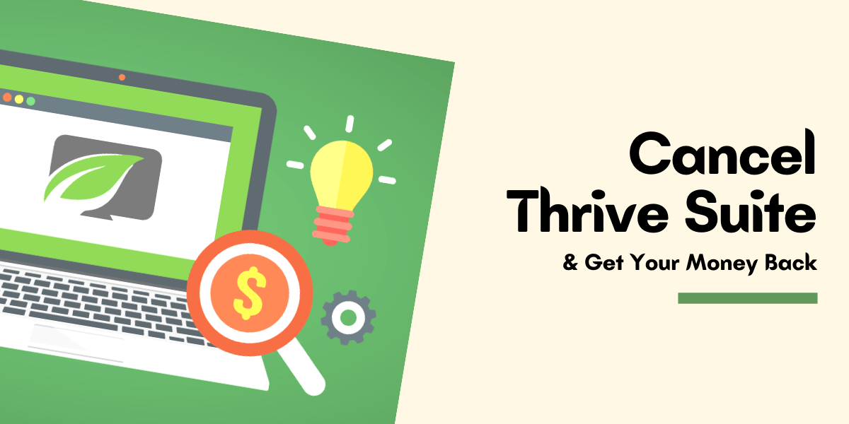 cancel thrive suite