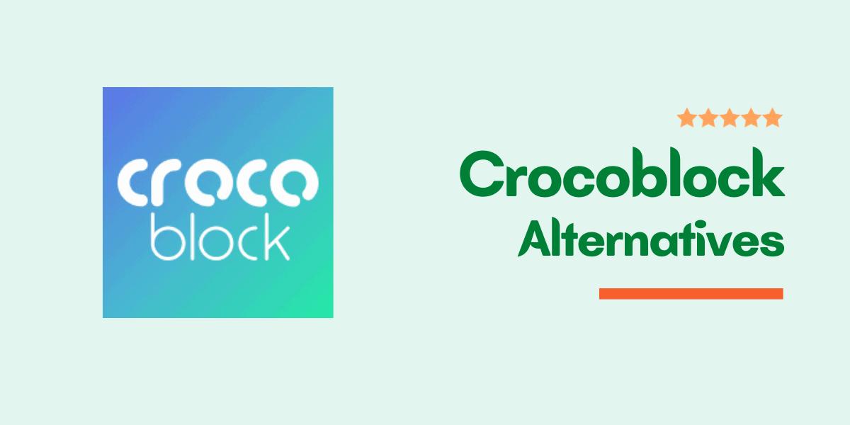 crocoblock alternatives