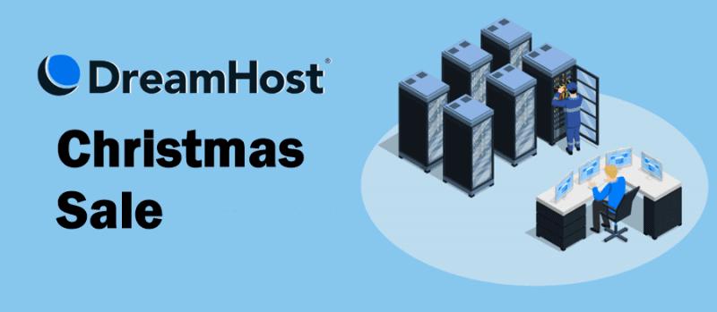 dreamhost christmas sale