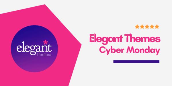 Elegant Themes Cyber Monday Sale 2021 – Flat 25% Massive Discount (100% Verified)