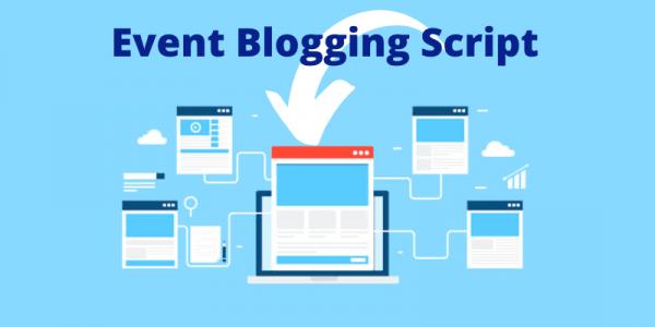 10 Best Event Blogging Script Free Download For Blogger 2020