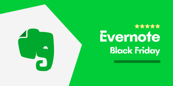 Evernote Black Friday Cyber Monday Deals 2021 – Special 33% Discount Offer