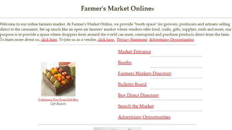 farmers market online