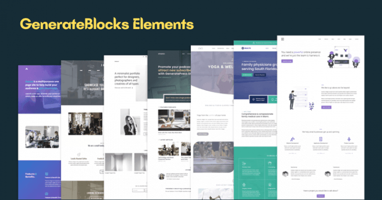 generateblocks elements