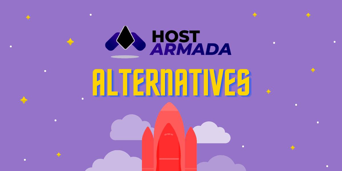 hostarmada alternatives