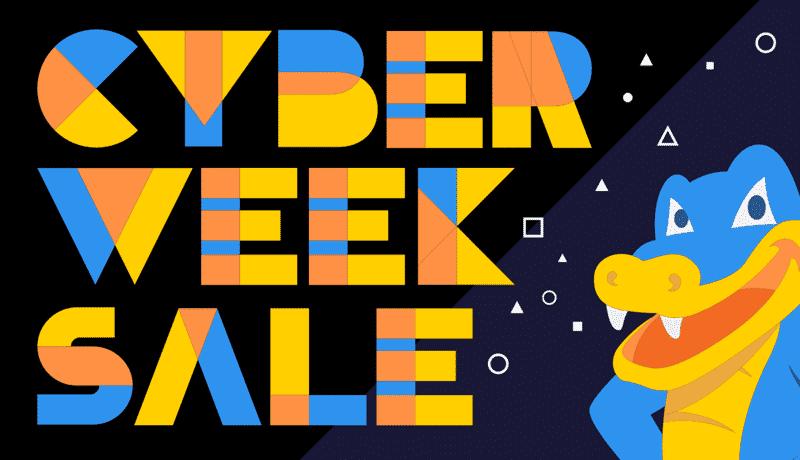 hostgator cyber monday