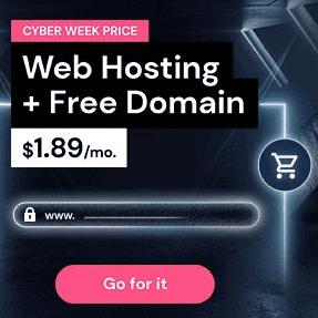 hostinger cyber monday
