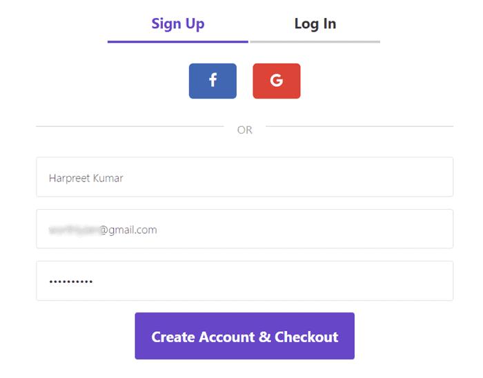 hostinger india hosting account