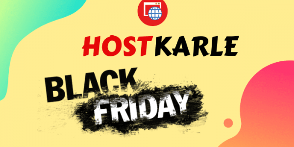 Hostkarle Black Friday 2021 Coupon Code and Promo [Flat 70% Discount]