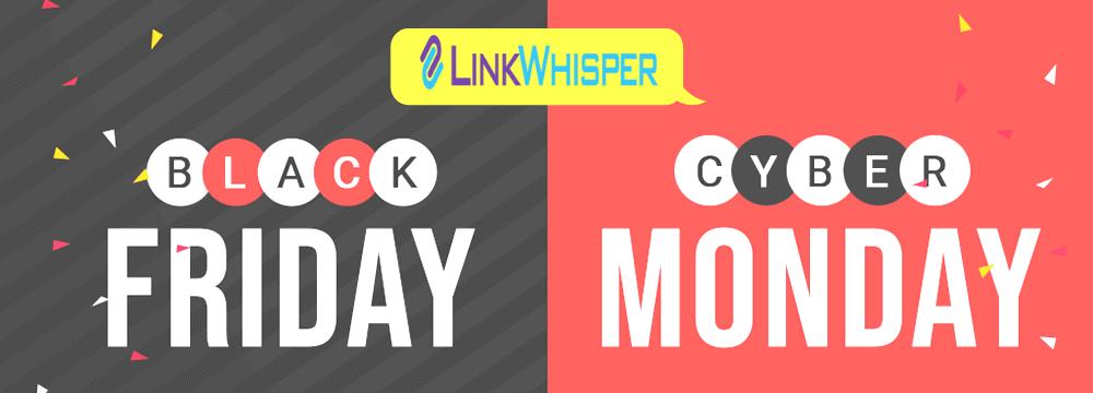 link whisper black friday