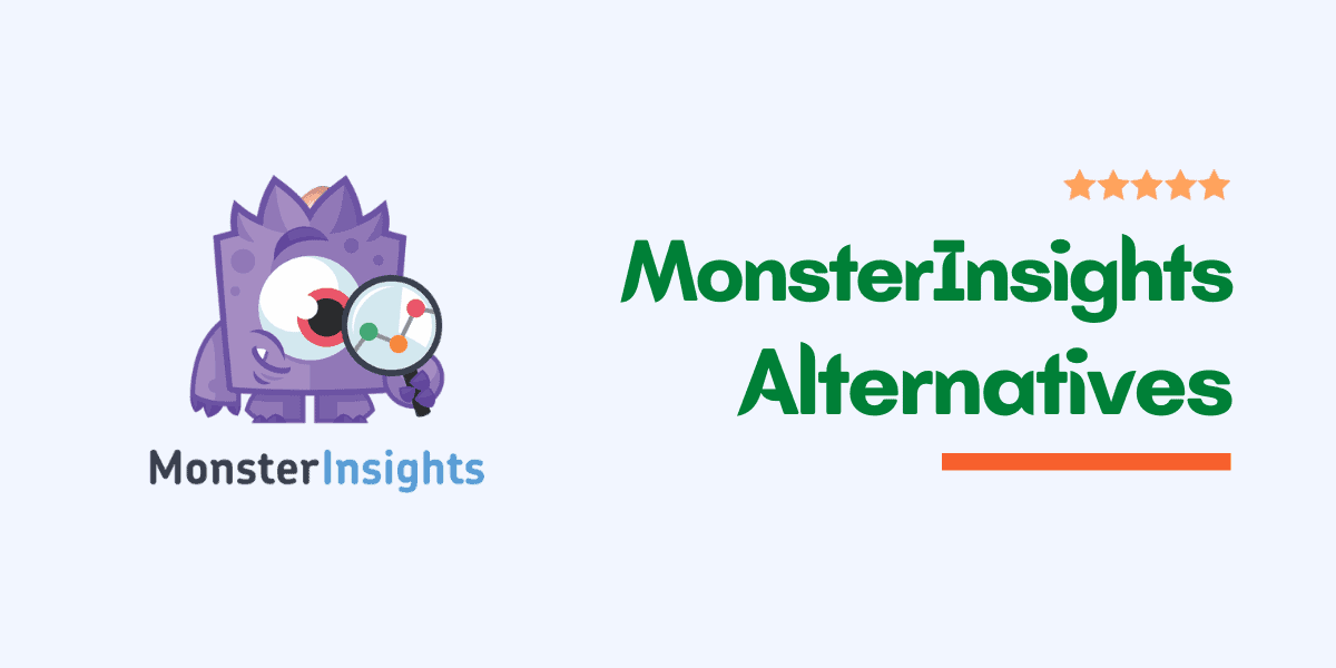 monsterinsights alternatives