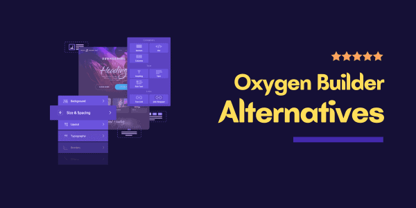 5 Best Oxygen Builder Alternatives (Competitors) in 2021 (#1 Is A Steal)