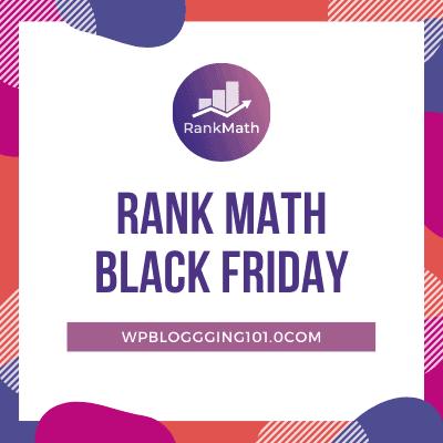 rank math black friday