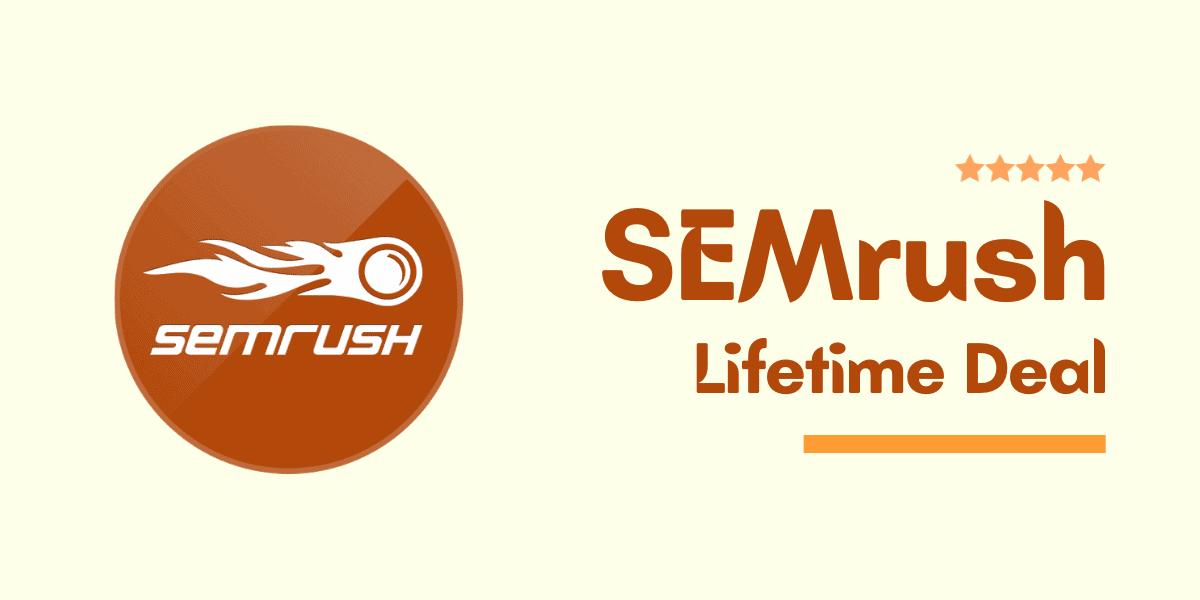 semrush lifetime deal