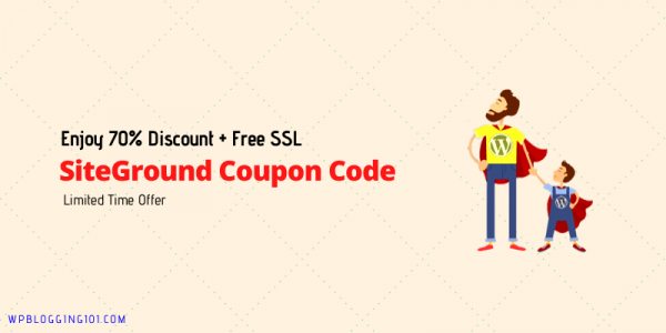 SiteGround Coupon Code + Renewal Discount 2021 [70% OFF]