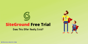 siteground free trial