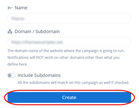 trustily add domain