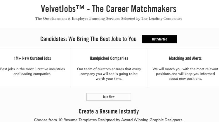 velvet jobs