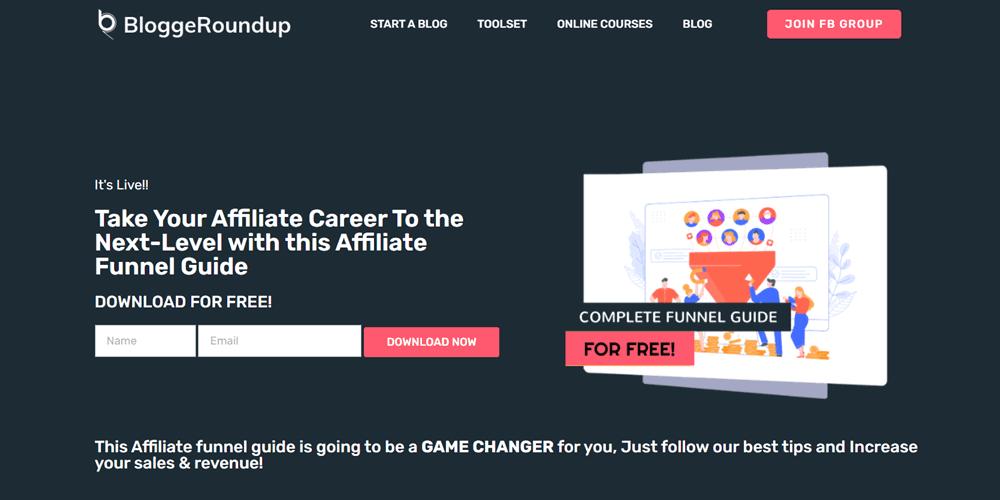 website examples bloggeroundup