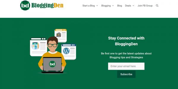 Blogging Den
