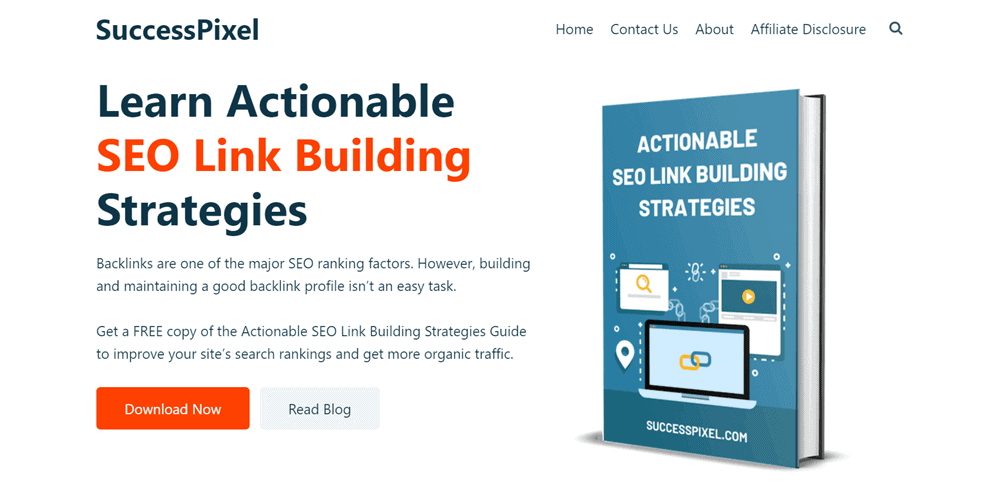 website examples successpixel